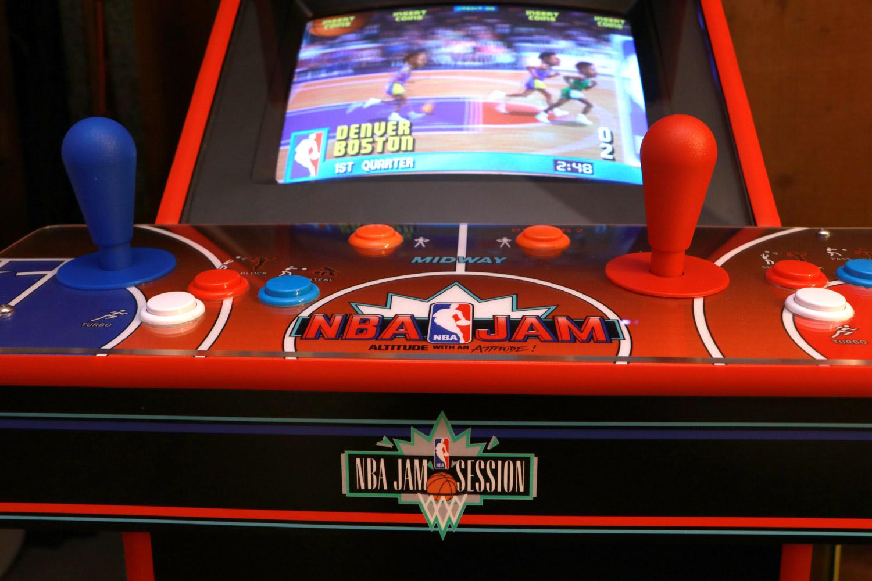 NBA Jam – Small Change Arcade