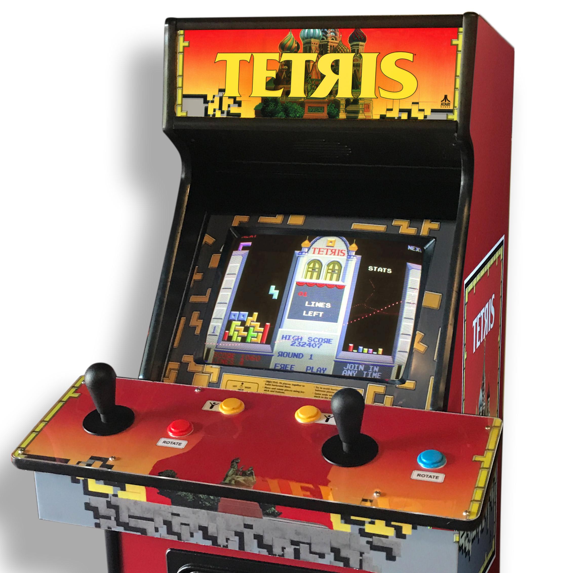 Ms. Pac-Man – Galaga – Small Change Arcade